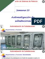 Automatizacion de sistemas de potencia