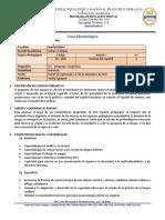 Guía Metodológica Historia del Español