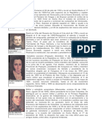 Albun Presidentes de Colombia