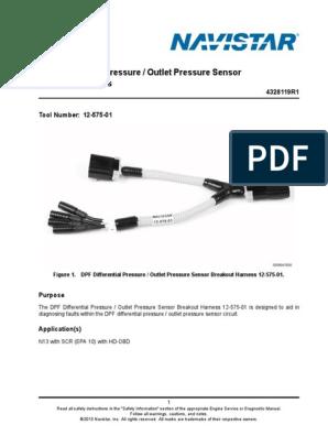 4328119 | Pressure Measurement | Manufactured Goods