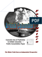 Force of Nature -- British Columbia Conspiracy -- 2009 12 16 -- Public Consultation -- 1 -- Background Information -- MODIFIED -- PDF -- 300 Dpi