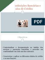 67 Instituioes Bancarias e Titulos de Credito (2)