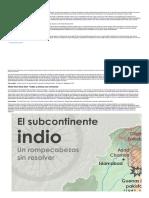 Grandes Estrategias Huellas en Asia Del Sur-El Orden Mundial en El S.xxi (2)