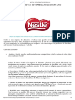 Nestle_ Estrategia Todos Para Uno