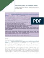 Tata Cara Pengajuan Tuntutan Pidana & Pledoi (Pembelaan)
