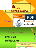 The Past Simple Ingles 2