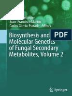 Livro-Biosynthesis and Molecular Genetics of Fungal Secondary Metabolites_Volume 2