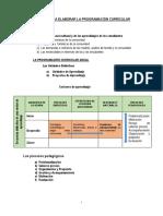 Las Estrategias, Procesos Pedagógicos y Didácticos