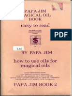 Papa Jim Magical Oil Book N 02