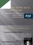 Telefonia Movil en El Ecuador