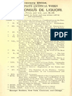 St. Alphonsus Maria de Liguori - Complete Works - 21 - Letters IV