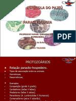 Amebiase e Giardiase (Aula 1)