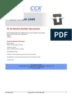 CatalogoCCK TC 600-1000
