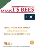 Burts Bees Present Ac i On