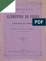 deelementos de física y nociones de química