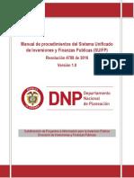 Manual de Procedimientos-SUIFP