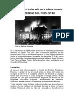 El Incendio Del Reichstag, Iván Ljubetic