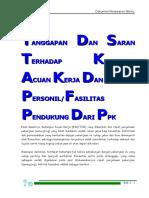 Bab 4 Tanggapan (DED Air Baku Lebong dan Bingin Kuning).doc