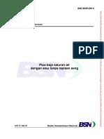 SNI 0039-2013 Mutu Dan Cara Uji Pipa Baja Lapis Seng
