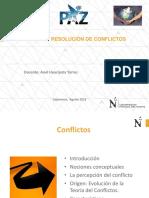 PPT Los Conflictos