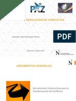 PPT_Herramientas Constructivas Para La Transformación de Conflictospdf