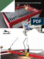 CNC Plasma Cutting Brochure Samson