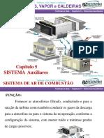 Aula 6 - Turbinas a Gás - Sistemas Auxialiares