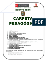 CAPETA PEDAGOGICA