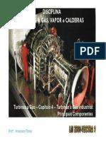 aula+4++turbinas+a+gas++turbina+a+gas+industrial++principais+componentes