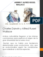 Charles Darwin y Alfred Russel Wallace