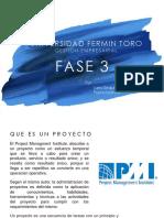 FASE 3 - Administración de Empresas