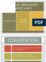 Sistema Tributario Mexicano