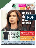 Reposo Para Cristina Fernández deKirchner Por La Operación Craneal