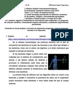 Cuestionario Inmunologia Terminado (4 semestre)