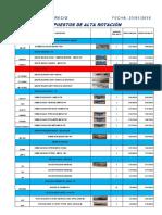 Lista de Precio Nuevos Productos ACTUAL AL 23012018 (1)