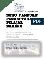 Buku Panduan Ijazah Sarjana Muda Feb1718