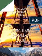 Circullar Parallax