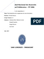 Informe - Redes - Arquitectura Correo Electronico