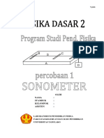 LKM 1 SONOMETER