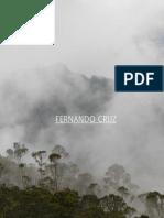Fernando Cruz Libro Obra 2016