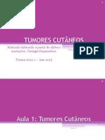 %5bMilena%5d Tumores Cutâneos