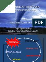 Siklus Manejemen Bencana