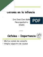 Abordaje de La Cefalea(2)
