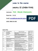 Stereochemistry-1 8 Jan