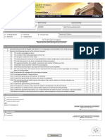 FO-2 (Self-Assessment Checklist for Informed Consent Form)