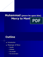 2Muhammad Pbuh - Mercy to Mankind