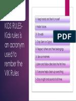 vik rules