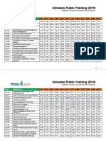 142-169 Schedule Public Training 2018 Finance, Accounting and Treasury