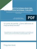 1. Institucionalidad Educacional 2014-II