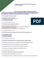 ISTQB Foundation Certification Exam Q701 1000